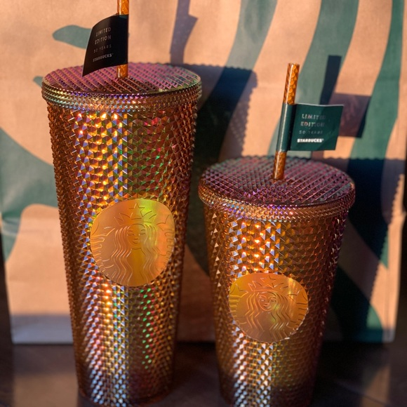 NWT. Limited Edition- Starbucks cold cups